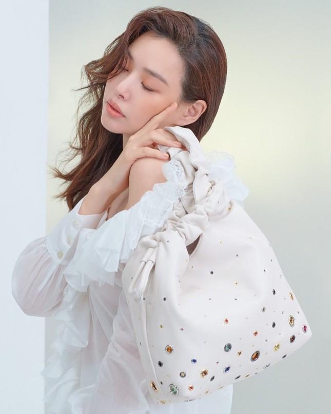 Hoa hậu Hàn Quốc Honey Lee U40 ngày càng đẹp rực rỡ ảnh 28