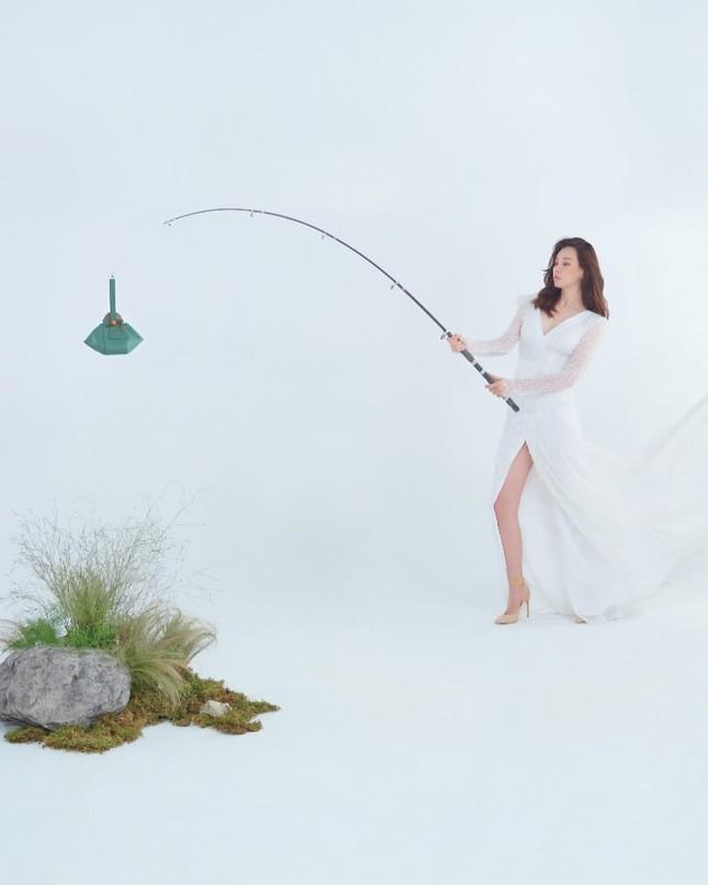 Hoa hậu Hàn Quốc Honey Lee U40 ngày càng đẹp rực rỡ ảnh 30