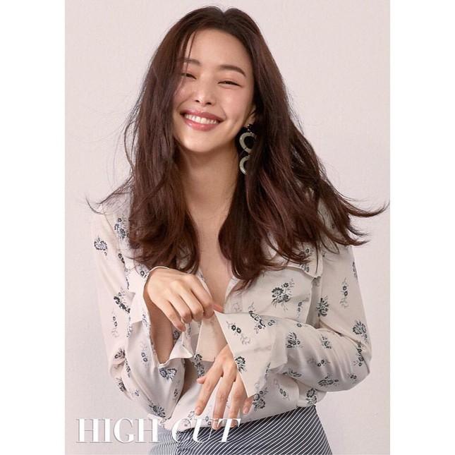 Hoa hậu Hàn Quốc Honey Lee U40 ngày càng đẹp rực rỡ ảnh 21