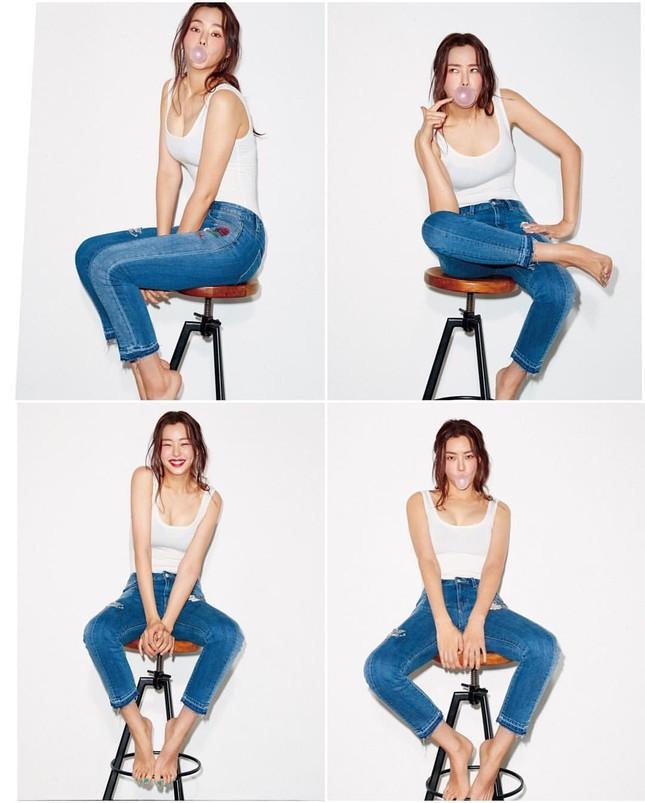 Hoa hậu Hàn Quốc Honey Lee U40 ngày càng đẹp rực rỡ ảnh 5