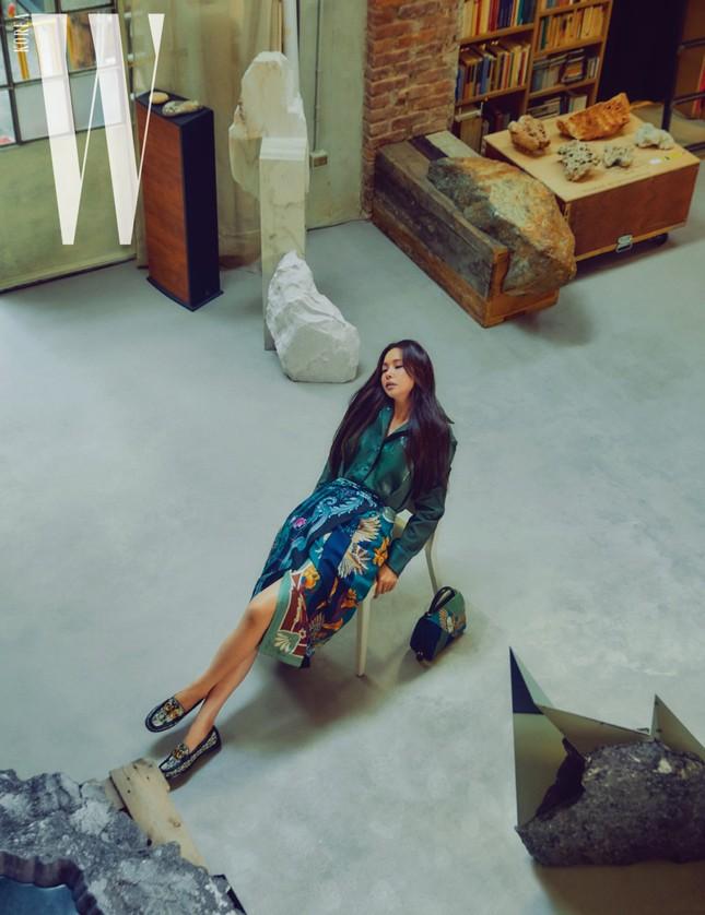 Hoa hậu Hàn Quốc Honey Lee U40 ngày càng đẹp rực rỡ ảnh 16
