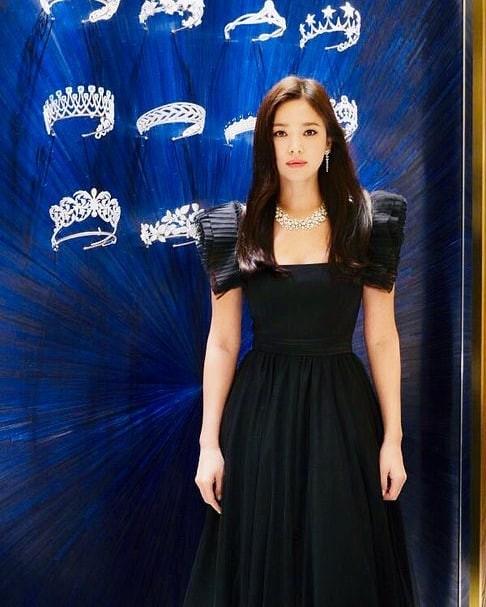 Song Hye Kyo quá đẹp với nhan sắc đỉnh cao trong ảnh đen trắng ảnh 8