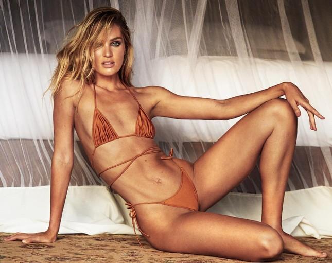 Candice Swanepoel diện bikini nóng bỏng đầy hoang dại ảnh 12