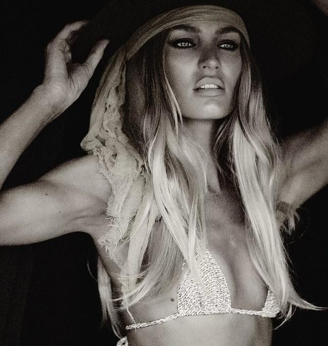 Candice Swanepoel diện bikini nóng bỏng đầy hoang dại ảnh 11