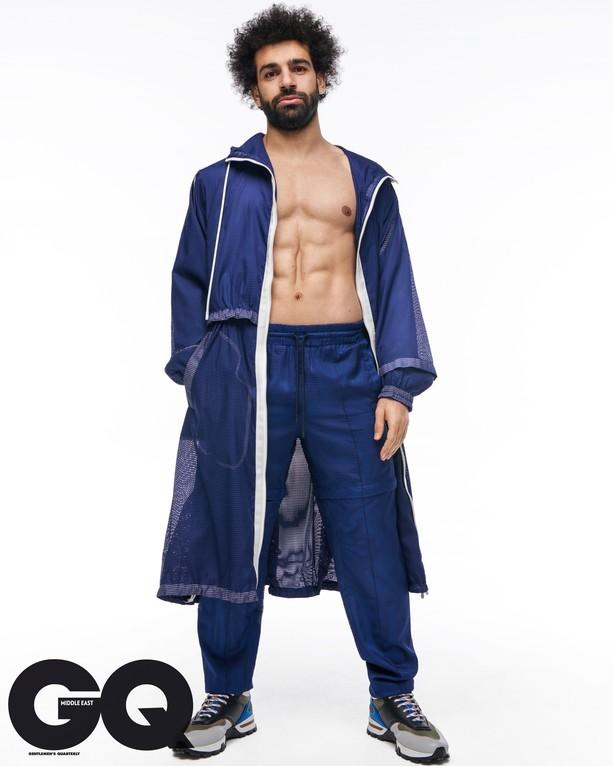 Thiên thần nội y 'tình tứ' tiền đạo Ai Cập Mohamed Salah ảnh 8