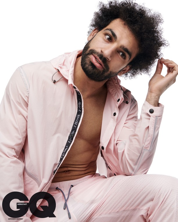 Thiên thần nội y 'tình tứ' tiền đạo Ai Cập Mohamed Salah ảnh 7