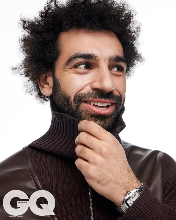 Thiên thần nội y 'tình tứ' tiền đạo Ai Cập Mohamed Salah ảnh 11