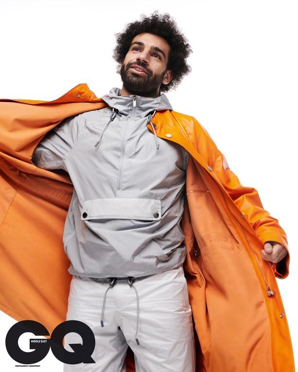 Thiên thần nội y 'tình tứ' tiền đạo Ai Cập Mohamed Salah ảnh 6