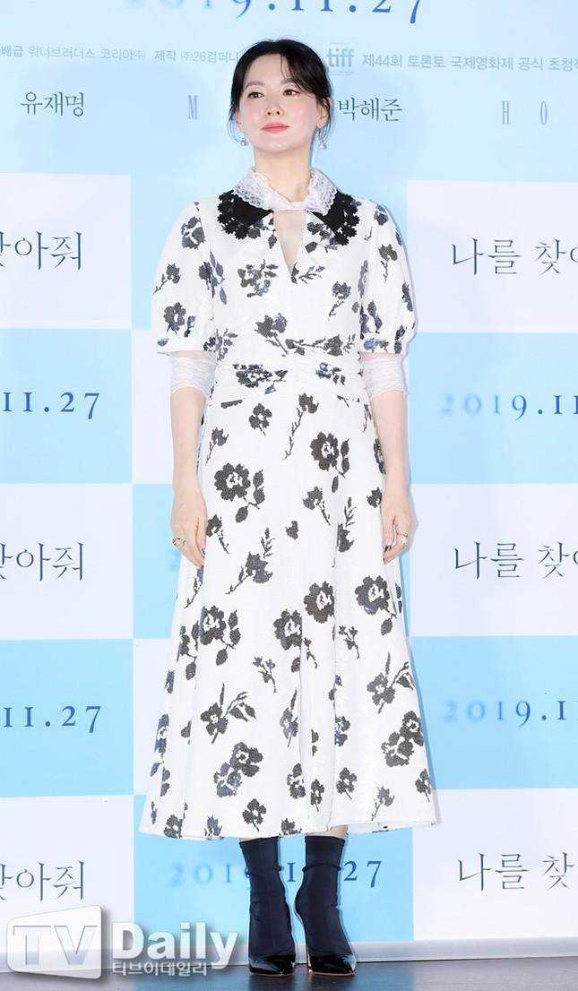 'Nàng Dae Jang Geum' U50 trẻ đẹp không tì vết ảnh 10