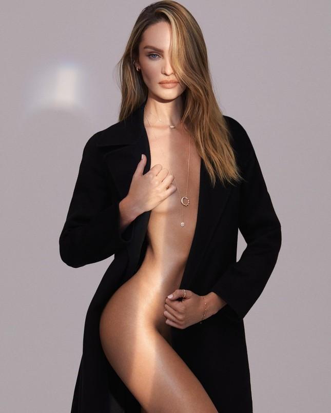 Candice Swanepoel nửa kín nửa hở khoe thân hình tuyệt mỹ ảnh 1