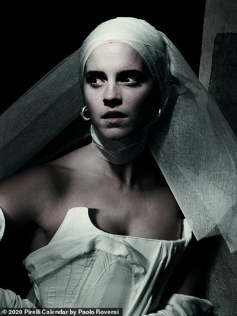 Bộ lịch nổi tiếng Pirelli thay ảnh khỏa thân bằng dàn sao 'khắc khổ' ảnh 5
