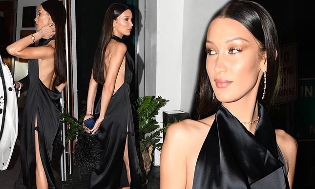 Mê đắm thân hình gợi cảm như tượng tạc của Bella Hadid ảnh 5
