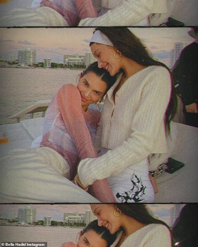 Mê đắm thân hình gợi cảm như tượng tạc của Bella Hadid ảnh 4