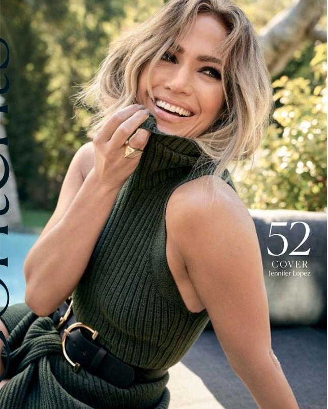 Jennifer Lopez 50 tuổi nóng bỏng ngỡ ngàng ảnh 5