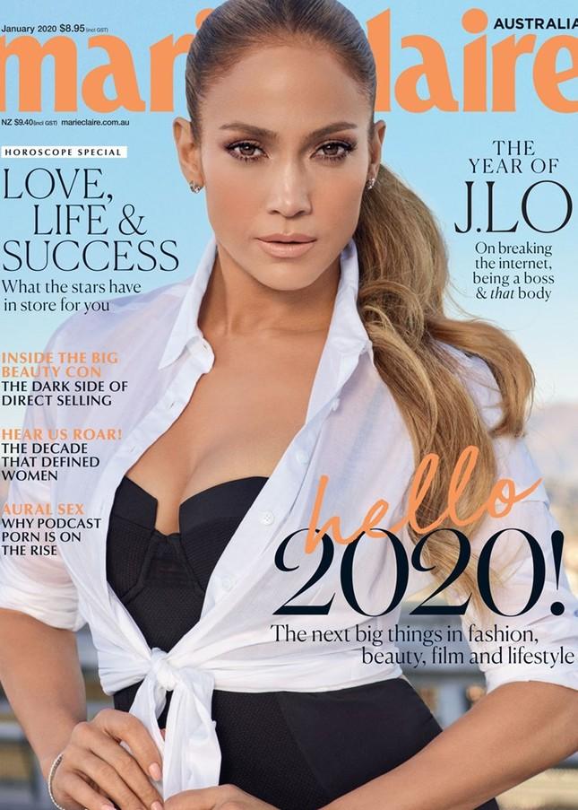 Jennifer Lopez 50 tuổi nóng bỏng ngỡ ngàng ảnh 4