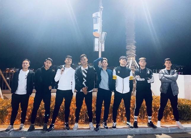 Ảnh dàn trai đẹp U23 Việt Nam ở Hàn Quốc 'đốn tim' các cô gái ảnh 4