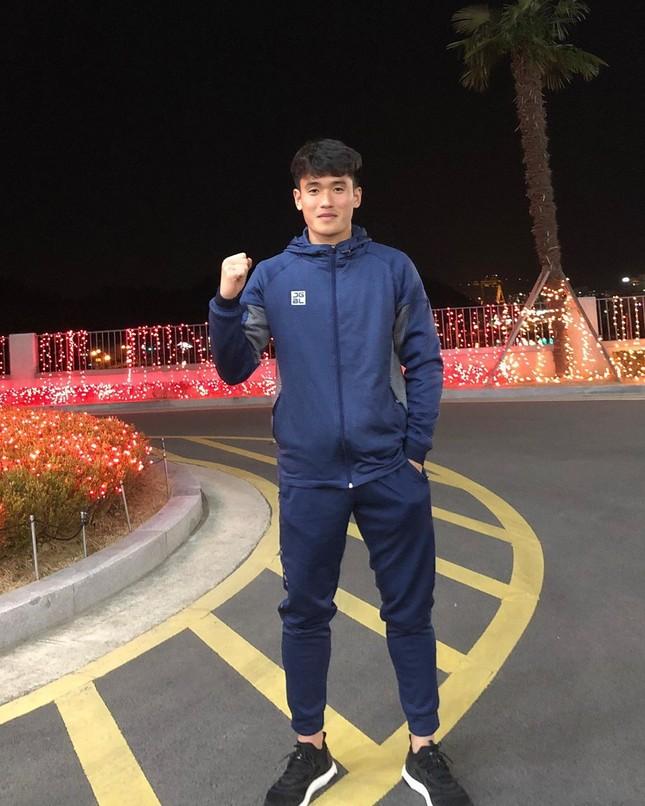 Ảnh dàn trai đẹp U23 Việt Nam ở Hàn Quốc 'đốn tim' các cô gái ảnh 5