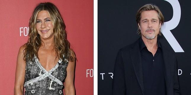 Jennifer Aniston diện bikini khoe body nuột nà ở tuổi 50 ảnh 8
