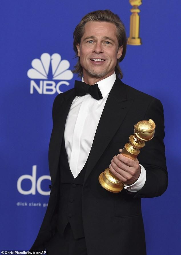 Phái nữ trầm trồ khen Brad Pitt U60 phong độ 'lão hóa ngược' ảnh 1