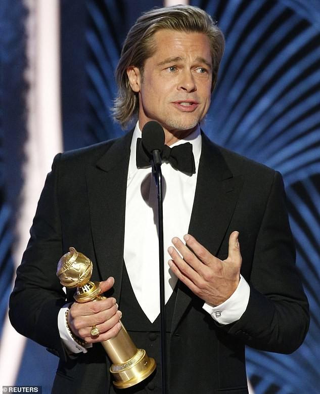 Phái nữ trầm trồ khen Brad Pitt U60 phong độ 'lão hóa ngược' ảnh 2