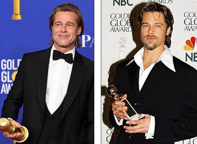 Phái nữ trầm trồ khen Brad Pitt U60 phong độ 'lão hóa ngược' ảnh 3
