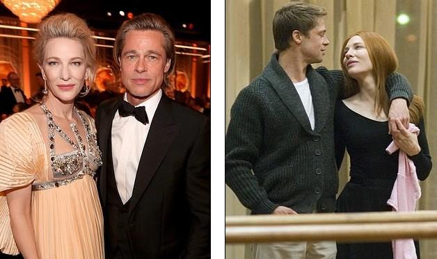 Phái nữ trầm trồ khen Brad Pitt U60 phong độ 'lão hóa ngược' ảnh 5
