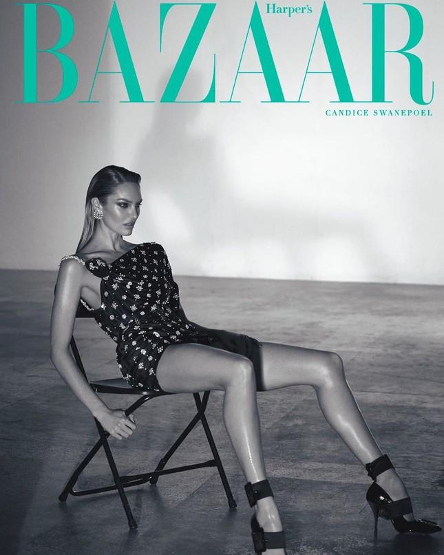 Candice Swanepoel thả dáng tuyệt mỹ với đôi chân dài mê mải ảnh 1