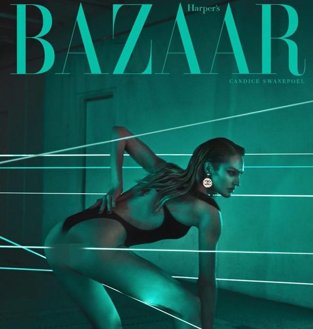 Candice Swanepoel thả dáng tuyệt mỹ với đôi chân dài mê mải ảnh 4