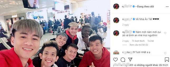 Trường 'Híp' leo núi, Quang Hải và dàn cầu thủ rộn ràng đón Tết ảnh 6