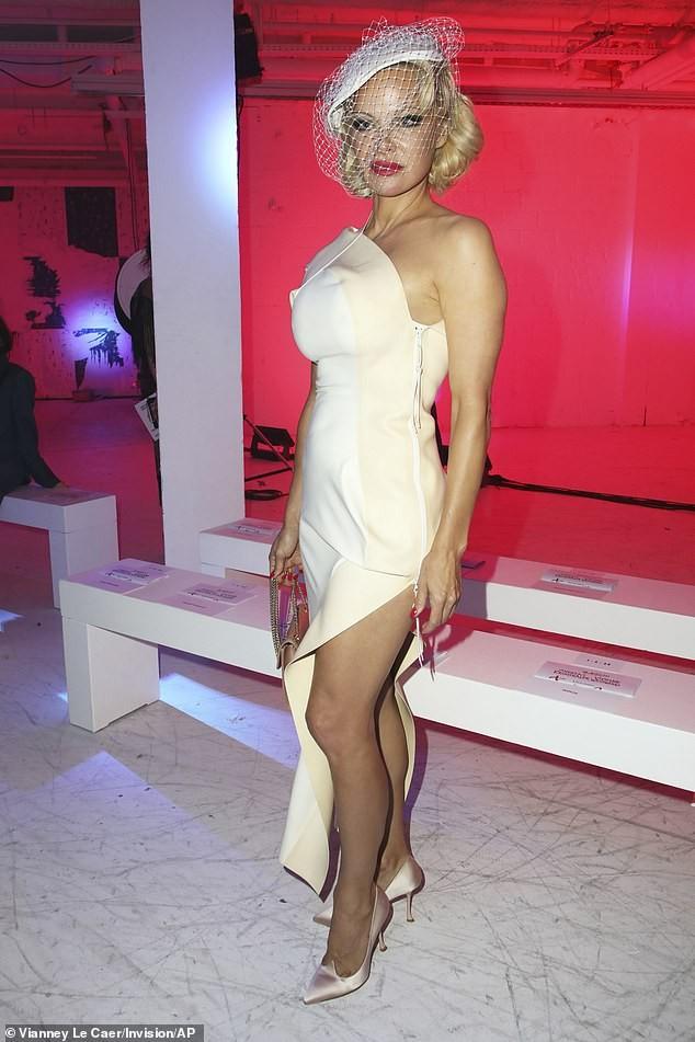 'Quả bom gợi cảm' Pamela Anderson bí mật cưới người tình 74 tuổi ảnh 17