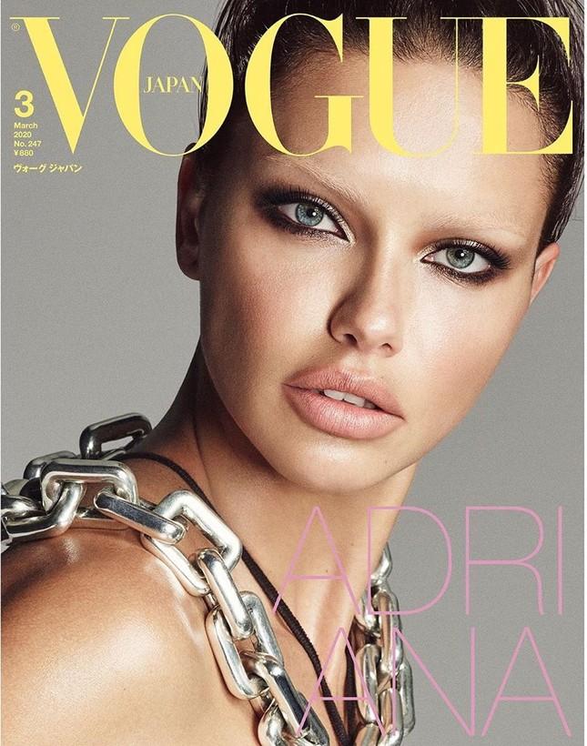 Dàn mỹ nhân chân dài Victoria's Secret đẹp xuất sắc trên Vogue Nhật ảnh 3