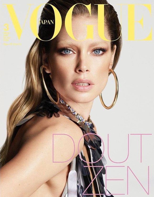 Dàn mỹ nhân chân dài Victoria's Secret đẹp xuất sắc trên Vogue Nhật ảnh 11
