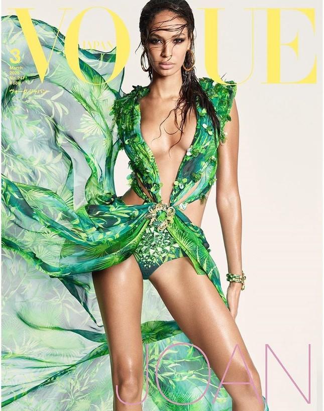 Dàn mỹ nhân chân dài Victoria's Secret đẹp xuất sắc trên Vogue Nhật ảnh 6