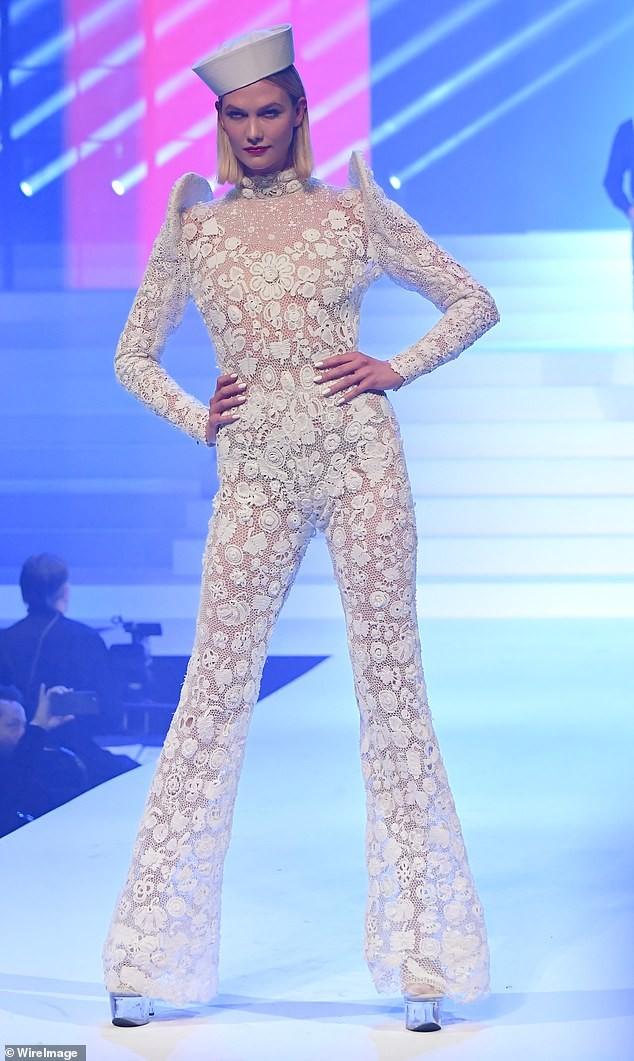 Con gái Michael Jackson đọ sắc dàn 'chân dài' cao trên 1m8 ảnh 8