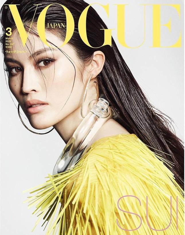 Dàn mỹ nhân chân dài Victoria's Secret đẹp xuất sắc trên Vogue Nhật ảnh 18