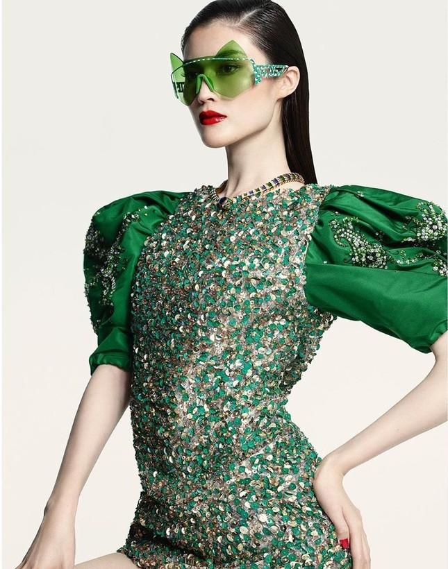 Dàn mỹ nhân chân dài Victoria's Secret đẹp xuất sắc trên Vogue Nhật ảnh 20