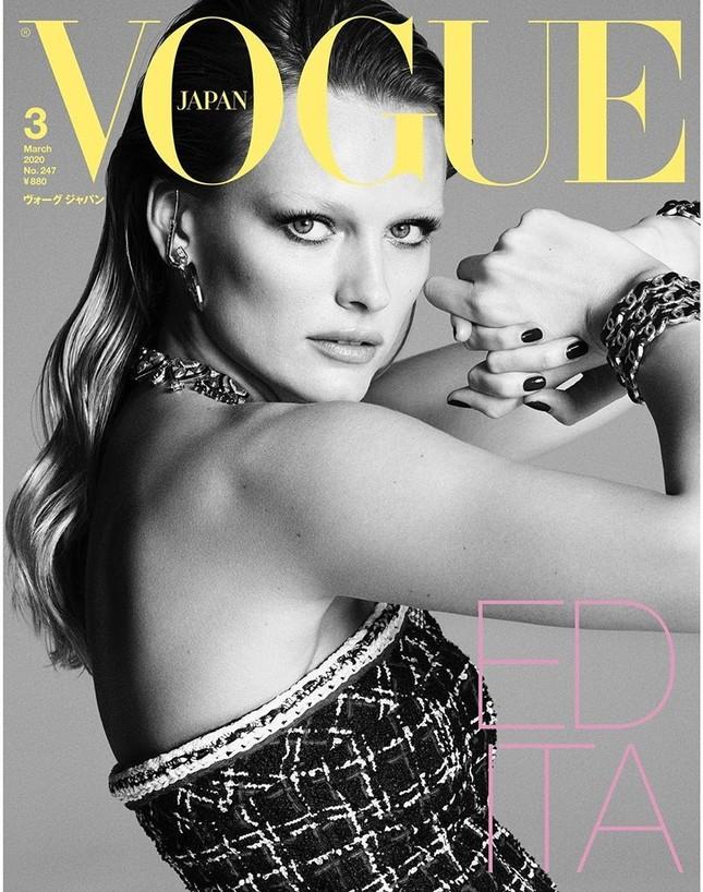 Dàn mỹ nhân chân dài Victoria's Secret đẹp xuất sắc trên Vogue Nhật ảnh 14