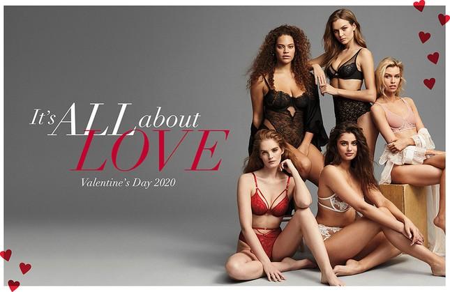 Victoria's Secret tung nội y Valentine với dàn mẫu xinh như mộng ảnh 2