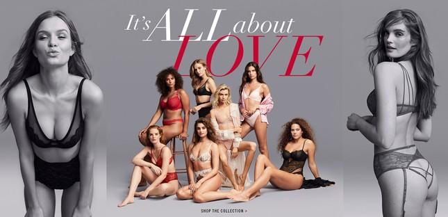 Victoria's Secret tung nội y Valentine với dàn mẫu xinh như mộng ảnh 1