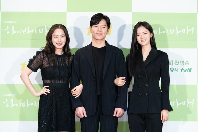 Kim Tae Hee xinh đẹp rạng ngời tựa nữ thần ảnh 7