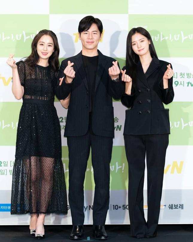 Kim Tae Hee xinh đẹp rạng ngời tựa nữ thần ảnh 8