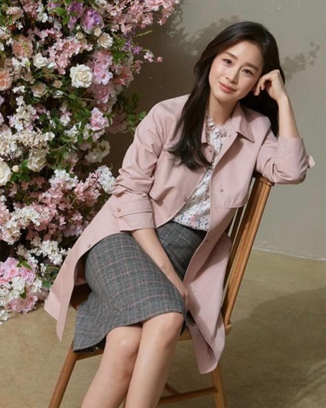 Kim Tae Hee xinh đẹp rạng ngời tựa nữ thần ảnh 12