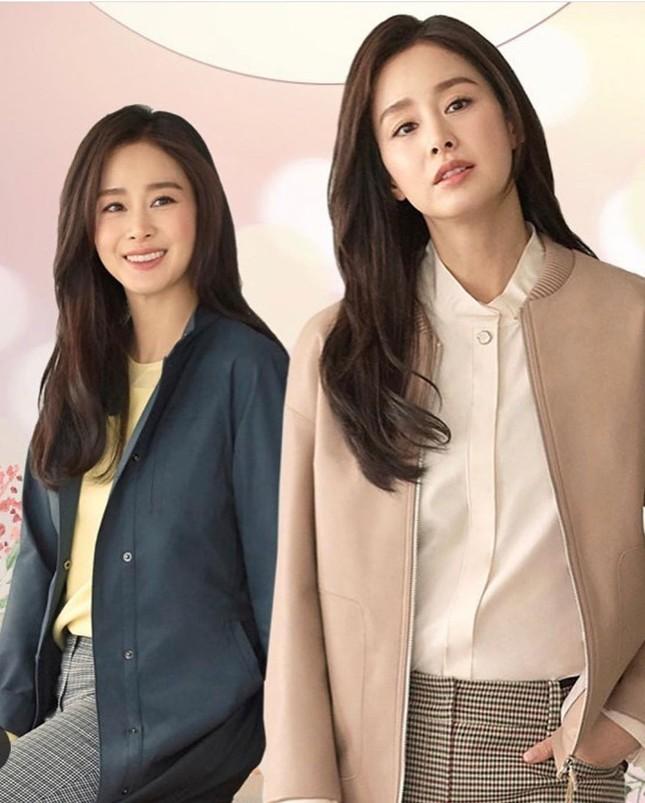 Kim Tae Hee xinh đẹp rạng ngời tựa nữ thần ảnh 13