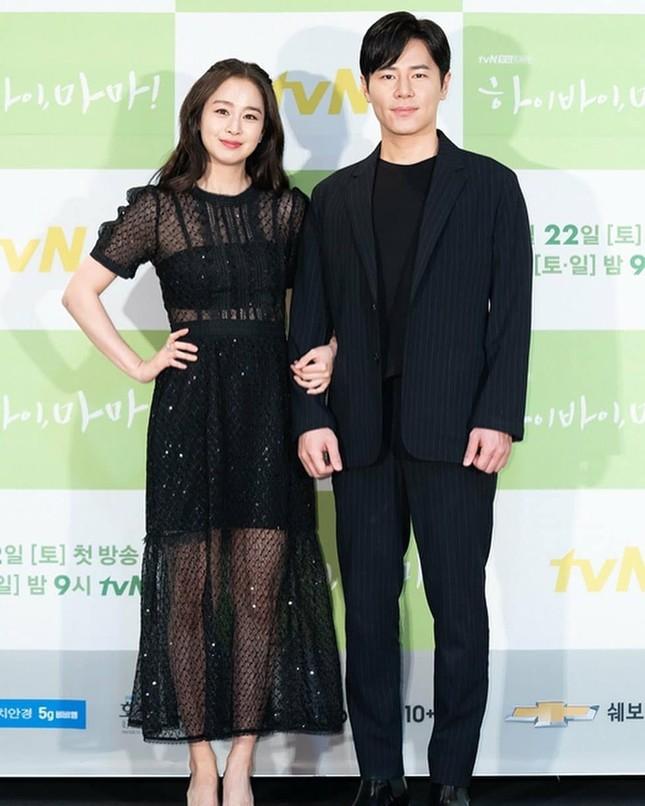 Kim Tae Hee xinh đẹp rạng ngời tựa nữ thần ảnh 5