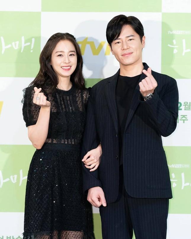 Kim Tae Hee xinh đẹp rạng ngời tựa nữ thần ảnh 4