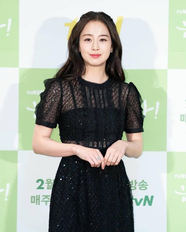 Kim Tae Hee xinh đẹp rạng ngời tựa nữ thần ảnh 3