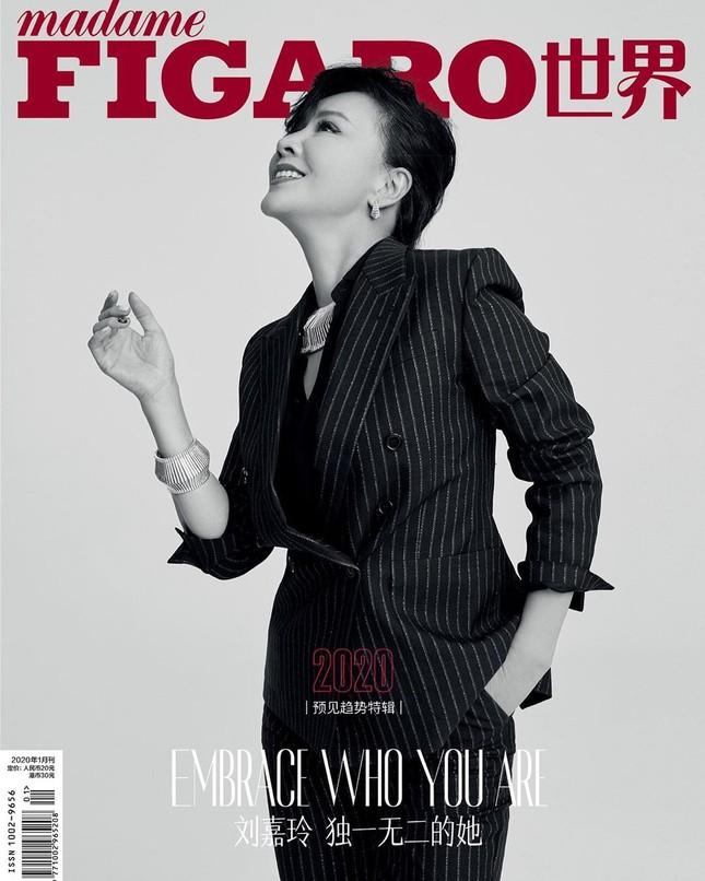 'Nữ hoàng màn ảnh' Lưu Gia Linh U60 vẫn quyến rũ lạ kỳ ảnh 10