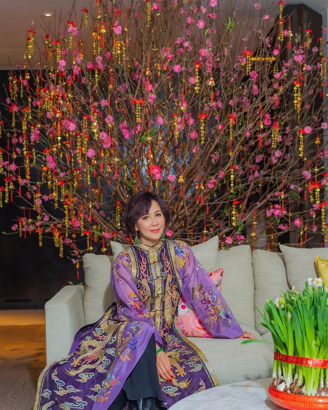 'Nữ hoàng màn ảnh' Lưu Gia Linh U60 vẫn quyến rũ lạ kỳ ảnh 18