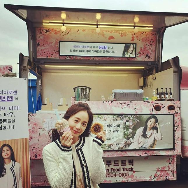 Ảnh tình tứ của vợ chồng Kim Tae Hee khiến fan 'phát sốt' ảnh 21