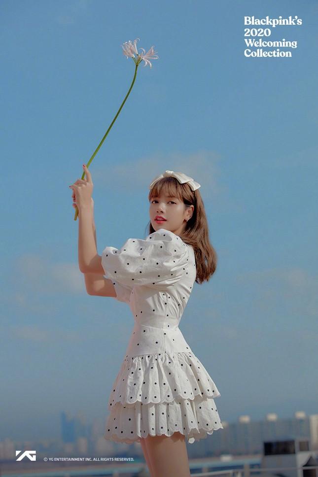 Vẻ đẹp ngọt ngào gây thương nhớ của 4 mỹ nhân idol nhóm BlackPink ảnh 4